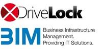 Strategische Partnerschaft zwischen BIM und DriveLock für IT-Sicherheit nach deutschen Maßstäben