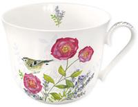 Daniela Drescher designte hochwertige Teetassen und Teepackungen für den Grätz Verlag