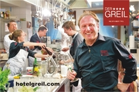 Hotel - DER GREIL - Tirol gegen den Rest der Welt