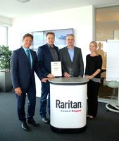 "Atlantik Systeme erhält Raritan Award ""Partner of the Year"""