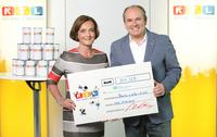 ?RTL-Zuschauer spenden über 500.000 Euro an die SOS-Kinderdörfer weltweit