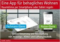 Eine App für behagliches Wohnen