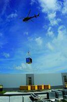 Easy Lifting optimiert Montage von Klimasystemen