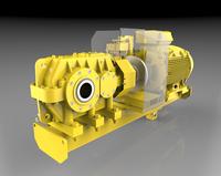 showimage Steinexpo: Stiebel-Getriebebau zeigt anpassungsstarke QuarryMaster-Antriebssysteme