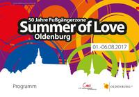 Summer of Love: 50 Jahre Fußgängerzone Oldenburg