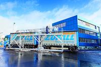 Die perfekte Lösung zum Zugang zu den Fahrzeugen der ZUFALL logistics group.