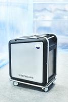 STERISAFE-Pro desinfiziert zu annährend 100 Prozent