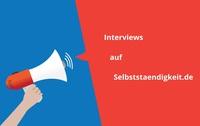 Interviews auf selbststaendigkeit.de veröffentlichen