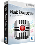 Leawo Music Recorder for Mac V2.2.0 ist nun verfügbar.