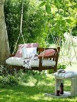 Herrliche Outdoor Schaukeln für den Sommer