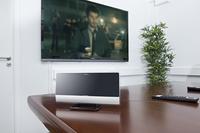auvisio Aktive Design-Zimmerantenne für DVB-T/T2 & DAB+