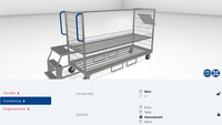 Lino® 3D web: 3D-Konfigurator für komplexe Industrieprodukte
