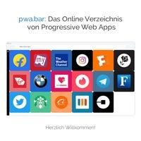 PWA.BAR: der Showroom für Progressive Web Apps
