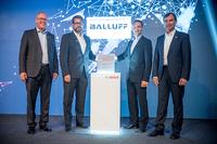 Tripel perfekt: Balluff gewinnt auch 2017 den Bosch Global Supplier Award