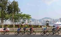 Hongkong im Sattel erleben