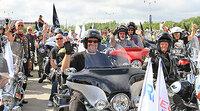 Zum 115-jährigen Harley-Davidson Jubiläum nach Prag