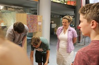 amcm begeistert Gymnasiasten erneut mit Roberta-Workshops im Deutschen Museum Bonn