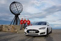 Tesla Weltrekordversuch: Mit dem Model S vom Nordkapp nach Tarifa - Europa-Durchquerung mit dem E-Auto in Ottomotor-Zeit