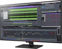 Alles sehen, besser hören: Der 43 Zoll 4K Ultra HD IPS-Monitor LG 43UD79-B