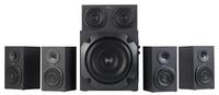 auvisio Analoges 5.1-Lautsprecher-System für PC, TV & DVD