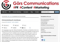 Autohaus Marketing, PR und Onlinemarketing für Autohäuser
