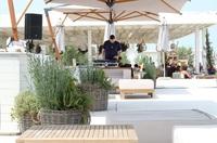 Strandclub mit Gourmetfaktor