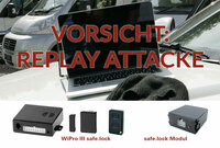 Schützt Reisemobile und Nutzfahrzeuge von Replay-Attacken