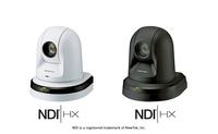 Panasonic erweitert das Schwenk-Neige-Kamera-Portfolio mit integriertem NDI-Support