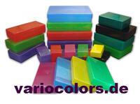 VarioColors erweitert erfolgreiches Aufbewahrungsboxen Sortiment