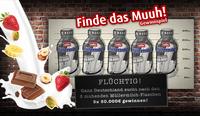 Finde das Muuh!: Es muht wieder in der Müllermilch
