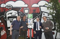 Öko-Ladestationen: FC St. Pauli setzt Kiez unter Strom
