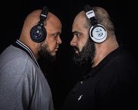showimage Banks & Rawdriguez & Ultrasone: Produzenten- und DJ-Duo setzt auf Qualitäts-Kopfhörer aus Bayern