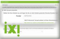 Jetzt neu: estos Unified Messaging Server integriert SMS Professional von Sophos MCS