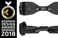 Cat® Berlin und der Cat® 2DROID PRO sind für den GERMAN DESIGN AWARD 2018 nominiert. Die kreative Leitung hat Sebastian Pladwig