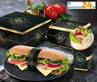 Black Line - Premium To Go Verpackungen bei Pack4Food24.de