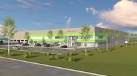 Spatenstich für ein neues Logistikzentrum in Heppenheim