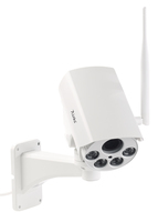 PTZ-Full-HD-IP-Überwachungskamera mit WLAN, Nachtsicht, 5x-Zoom und IP66