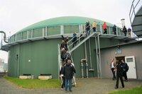 Biogas ist Wirtschafts- und Klimafaktor und zentral für Sektorenkopplung