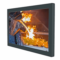 Increased Temperature Range for Industrial Monitors