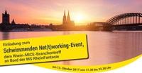 Einladung an Event-Profis Rhein Branchentreff Köln 13.10.