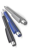 Design-Kugelschreiber in Schweizer Qualität