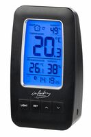 infactory Thermometer/Hygrometer-Datenlogger FWS-330.bt