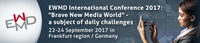 EWMD Internationale Konferenz 2017