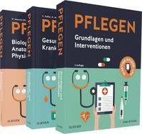 PFLEGEN - die neue Lehrbuch-Reihe von Elsevier