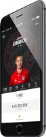 Kickbase auf skysport.de: Echtzeit Bundesliga Manager wird Sky Partner