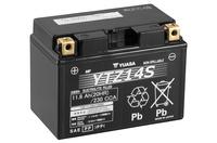 Batterien von GS YUASA: Platzsparend, wartungsfrei, auslaufsicher
