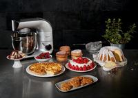 Backen auf Profi-Niveau: die Küchenmaschine PRO KA40 von Krups