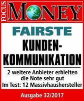 HausCompagnie mehrfach von Kunden für Fairness ausgezeichnet