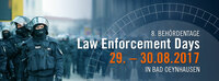 8. Behördentage - Law Enforcement Days 2017