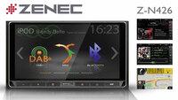 Perfekter Partner für Smartphones: ZENECs Infotainer Z-N426